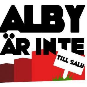 Alby är inte till salu!