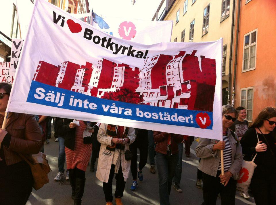 banderoll 1 maj